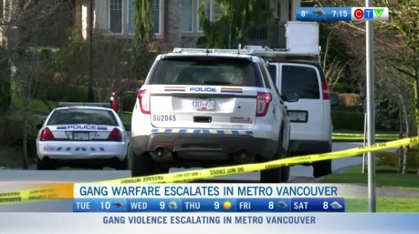 Gang warfare escalates in Metro Vancouver | CTV News