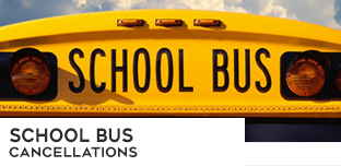 School bus cancellations