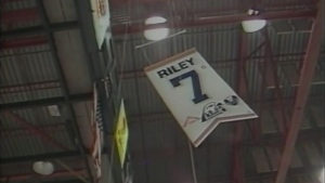 Bill Riley banner