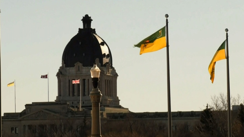 Sask. among highest COVID-19 rates in Canada