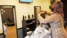 Innisfail barber defies health order