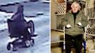 Diana Kinnear had her power wheelchair stolen on Sunday.