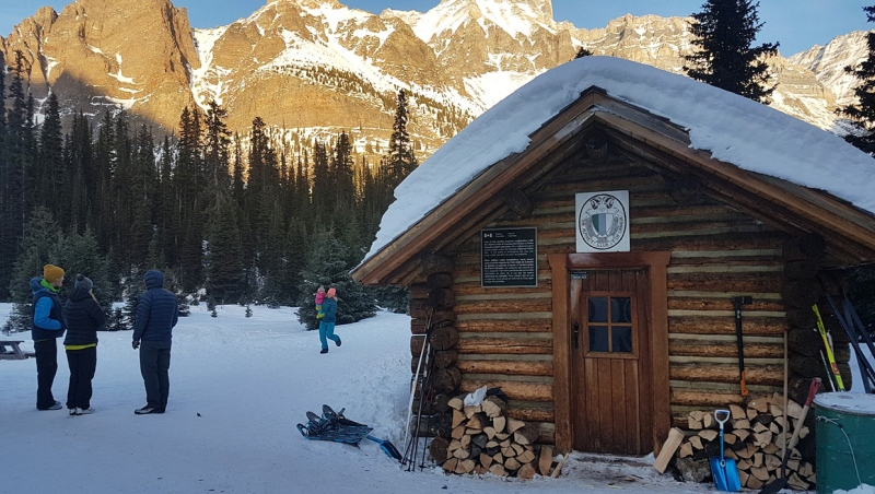 A Calgary man who was unable to travel to Yoho National Park in B.C. due to travel restrictions is frustrated because the Alpine Club of Canada won't refund his $1500.