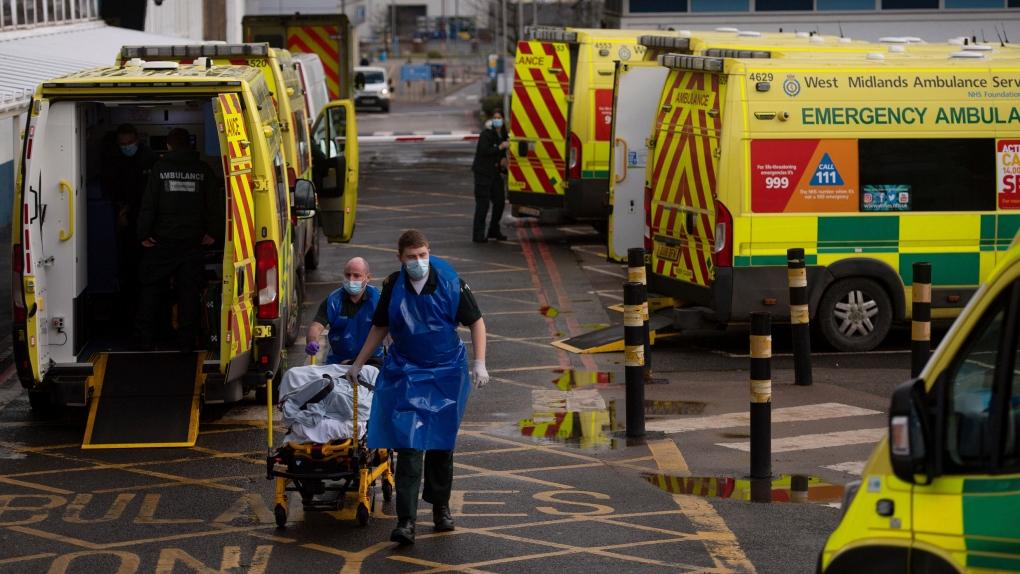 Britain hospitals
