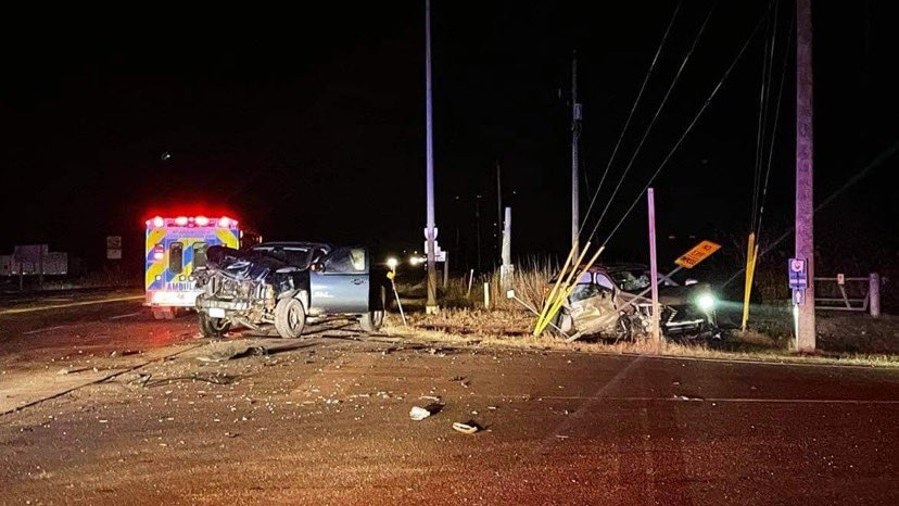 Tecumseh crash