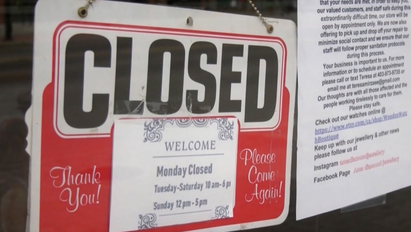 Restaurants in Alberta have been ordered to shut down all indoor dining beginning Friday.