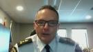 LPS Chief Steve Williams speaks to CTV News via Zoom Wednesday Jan. 13