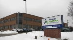 The Simcoe Muskoka District Health Unit in Barrie, Ont. (CTV News Barrie)