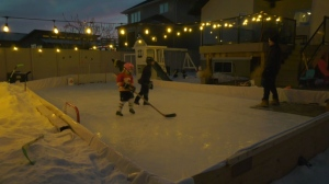 Regina family wins rink kit