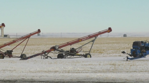 Sask. producers concerns over drought risk