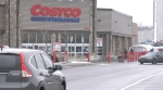 Costco Barrhaven in south Ottawa, along with many other major retail stores deemed essential, will remain open during Ontario's lockdown. Ottawa, ON. Jan. 13, 2020. (Tyler Fleming / CTV News)