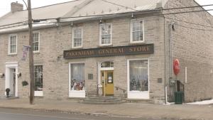 Pakenham General Store (Dylan Dyson/CTV News Ottawa)