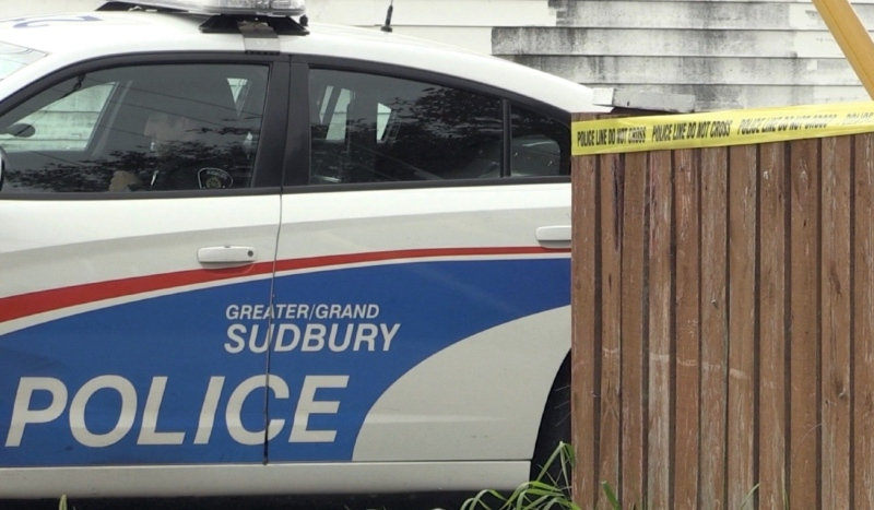 The Greater Sudbury Police Service is looking for a 4.8 per cent increase in its 2021 budget. (Molly Frommer/CTV News)