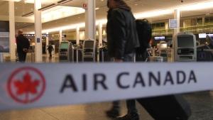 Air Canada has cut flights to Kamloops.