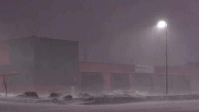 Saskatoon blizzard