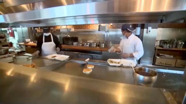 Calgary restaurant hospitality industy