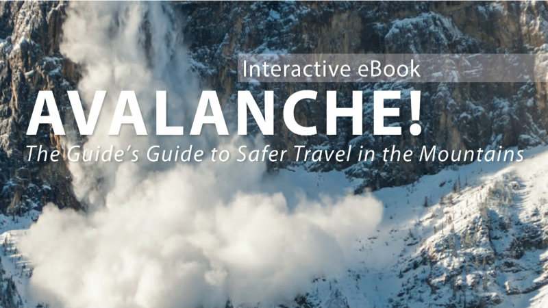 "Doug Latimer, the author of ""Avalanche! The Guide's Guide to Safer Travel in the Mountains"" joins us to tell us about his new book"