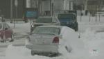 Regina storm aftermath