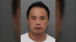 Shin Wook Lim is shown in this undated police handout photo. (Toronto Police Service)