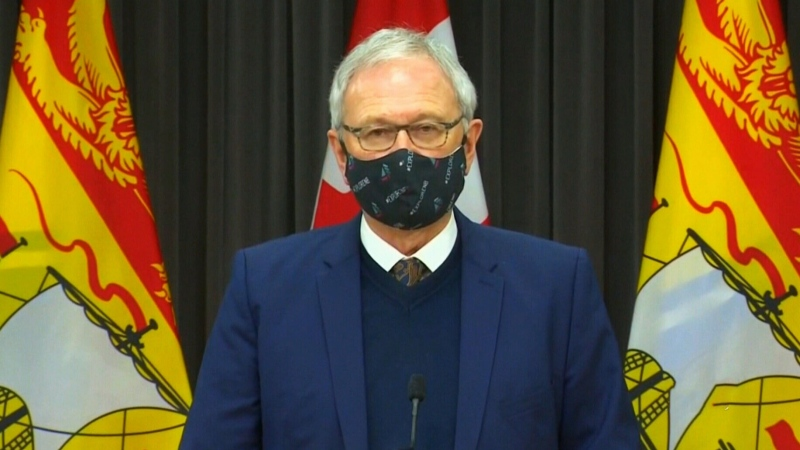 N.B. premier threatens tougher action