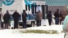 Mobile testing units in Truro