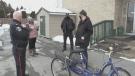 Sudbury man's happy ending to stolen bike