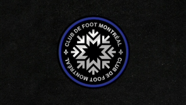 Club de Foot Montreal CF logo