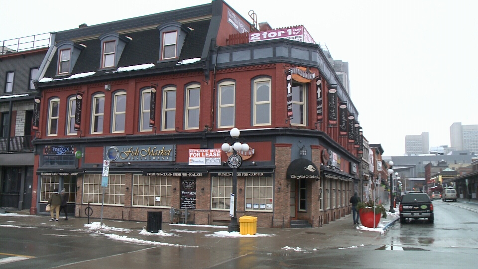The Fish Market building in the ByWard Market is under new ownership.