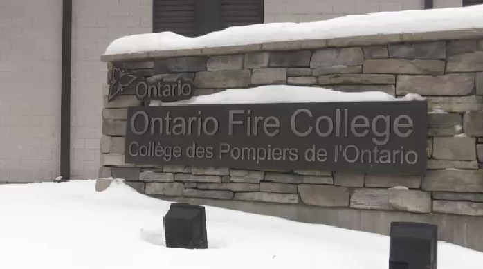 Ontario fire college shutting down