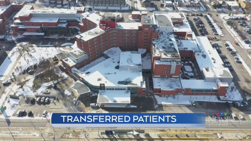 9 patients transferred to GRH