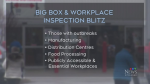 Inspections expected at big box stores