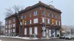 The Rubin Block in South Osborne pictured here in January 2021. (Source: Jamie Dowsett/ CTV News Winnipeg)