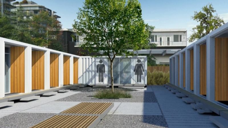 Victoria approves Tiny Homes housing project