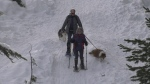 Avalanche risks high on Vancouver Island