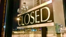 Barbarella Restaurant and Lounge, still closed after Alberta lifted some coronavirus restrictions Thursday. (Sean Amato/CTV News Edmonton