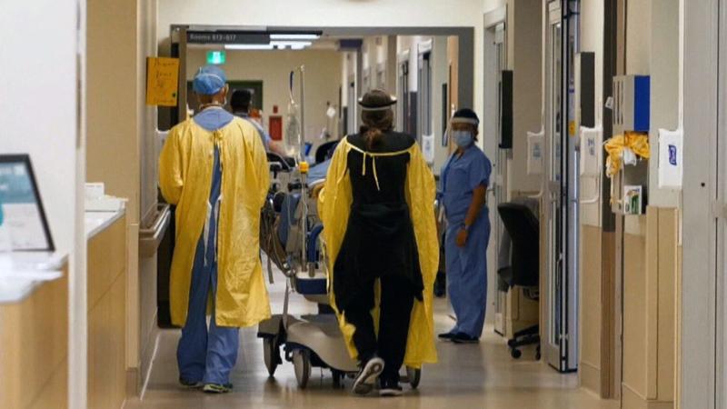Saskatchewan hospital