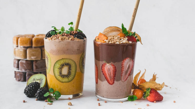 From soups to smoothies and nutrition bowls – we'll show you how easy it is to eat healthy this new year with Evive Nutrition.