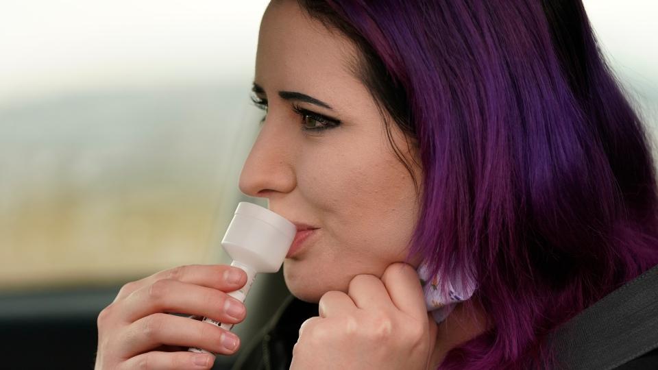 COVID-19 saliva test