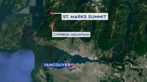 Search and rescue crews are looking for a hiker lost in Cypress Provincial Park on Jan. 15, 2021.