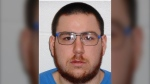 Jonathon Morningstar, 28, is wanted in Ontario for breaching parole. Jan. 15/21 (OPP)