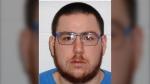 Jonathon Morningstar, 28, is wanted in Ontario for breaching parole. Jan. 15/21 (OPP)