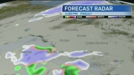 Snow on the way to northeastern Ontario