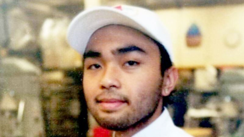 Jaime Adao, Jr. is pictured in an undated image provided by his family.