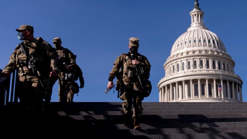 FBI: Threat of domestic terror at inauguration