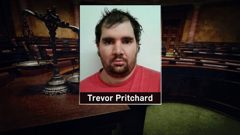 A dangerous offender designation means Trevor Pritchard will remain in prison for an indefinite period of time. He will only be considered for release if he abides by a number of conditions, including accepting responsibility for his crimes. (File)