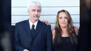 Undated photograph of Jonathan Grunewald and Malinda Phillips who face charges following an investigation into alleged neglect of their adult son who suffers from a medical condition. (supplied)