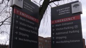 Stratford General Hospital