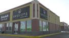 Sessions Cannabis is opening its doors on Saturday in Brockville. (Nate Vandermeer/CTV News Ottawa)