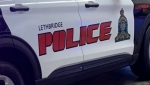 The Lethbridge Police Service has added four new hybrid vehicles to its fleet in an effort to cut down on costs and help the environment.