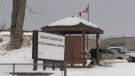 Central North Correctional Centre in Penetanguishene, Ont. on Fri., Jan. 15, 2021 (Siobhan Morris/CTV News)